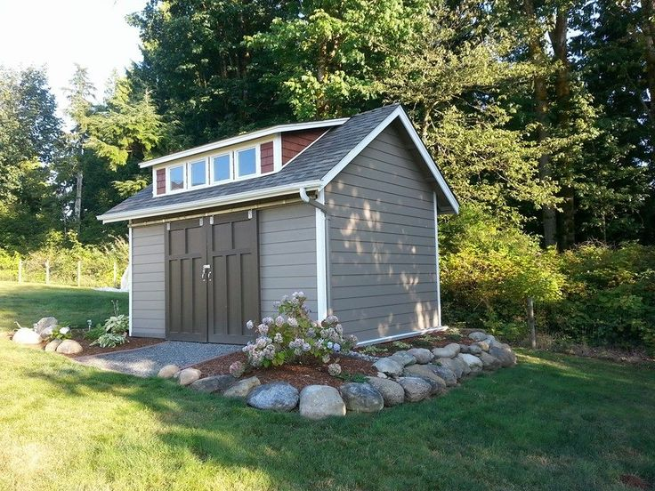 Spruce up your backyard with a shed and Landscaping   STILLA on Backyard Landscaping Near Me id=37467