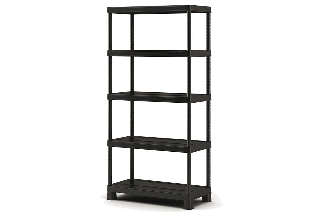 Tribac shelf