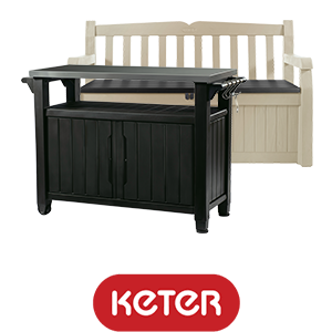 Keter Outdoor Storage