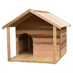 Charlies Chateau dog kennel