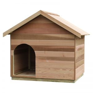 Harry's Hut dog kennel