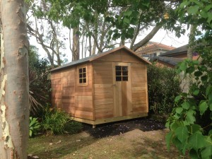 Master Shed 8x12